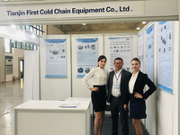 Application and development of quick freezing equipment