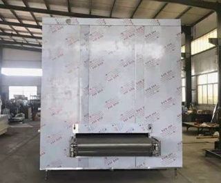 Tunnel Freezer for Fruits/Vegetables/Meat/Fish/Seafood